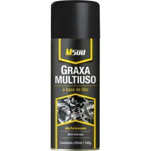Graxa Multiuso Spray M500