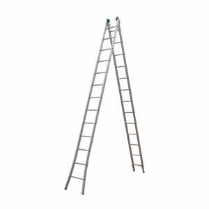 Escada Extensiva de Aluminio