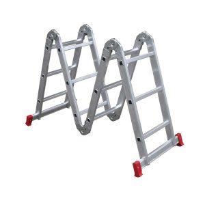 Escada Articulada de Aluminio