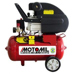 MOTOCOMPRESSOR CMI-7,6/24BR 120LBS 2HP 220V NAC