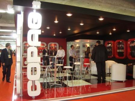 Estande Copag 2009 ABAD