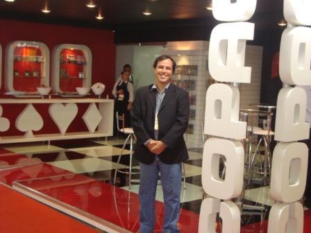 Beto Andrade na ABAD 2009